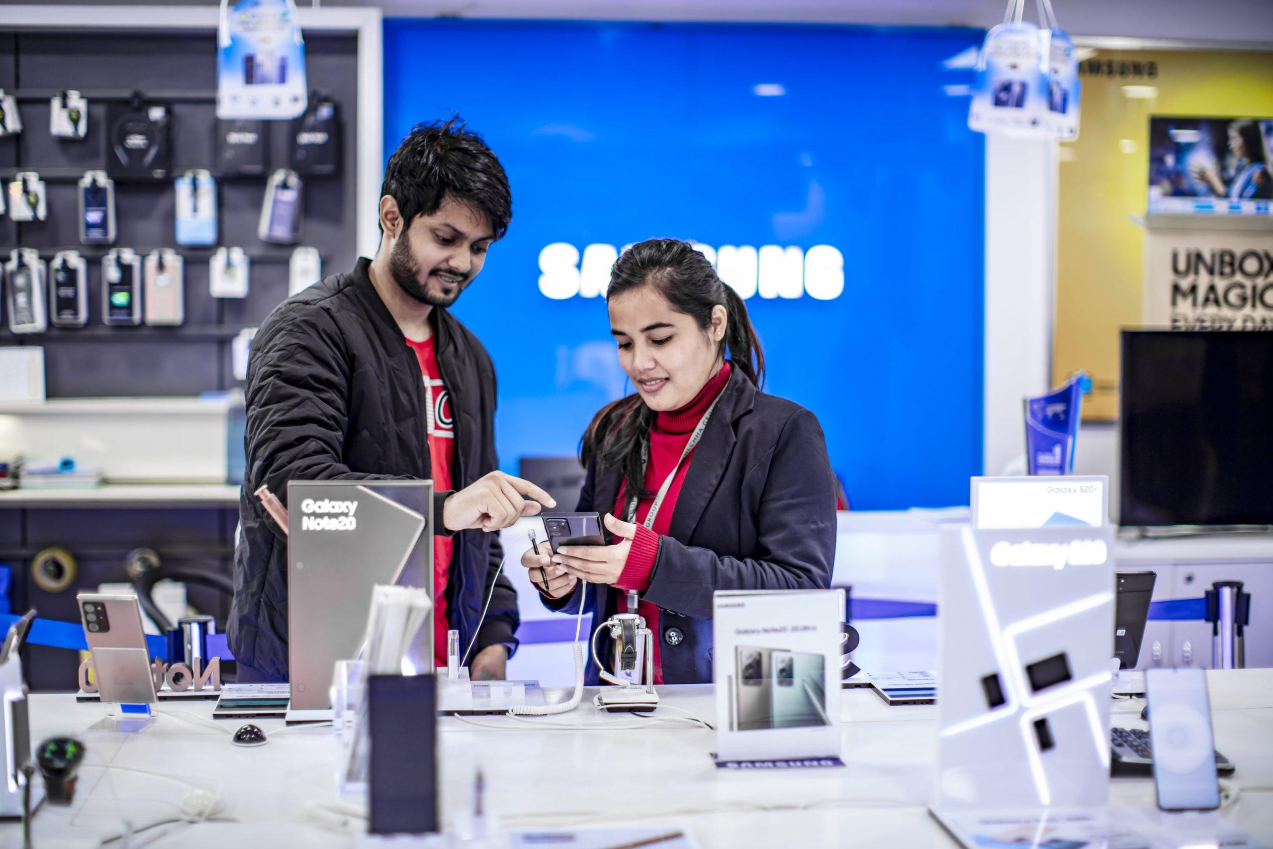 Samsung Showroom Durbarmarg